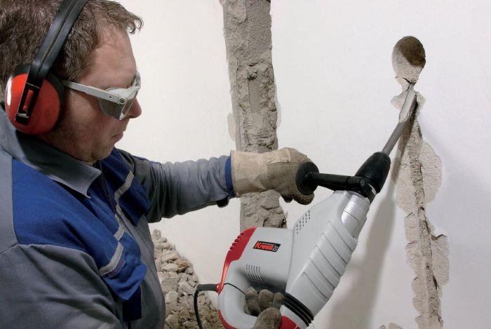 чем штробить стены под проводку