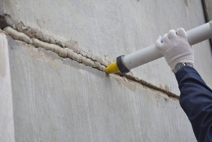 чем заделать швы на фасаде