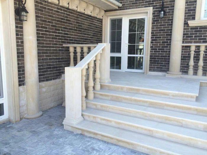 ступени и крыльцо для частного дома